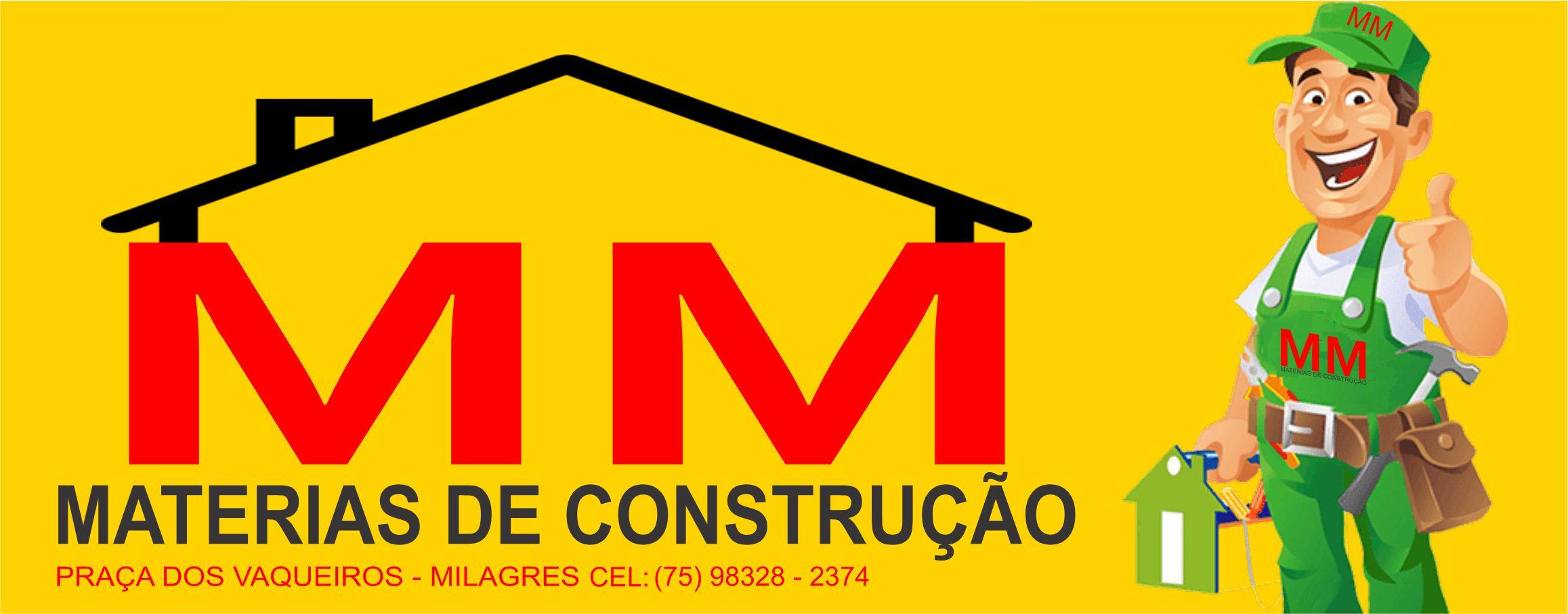 Publicidade MM MATERIAL DE CONSTRUÇÃO