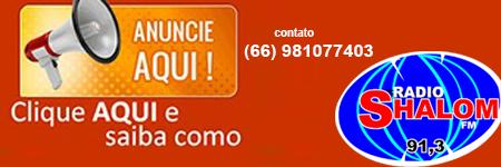 Publicidade BANNER ANUNCIE AQUI 450X150 GOSPEL CONTATO