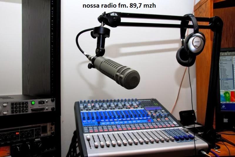 Nossa Rádio - 89,7 FM | Belo Oriente em Minas Gerais