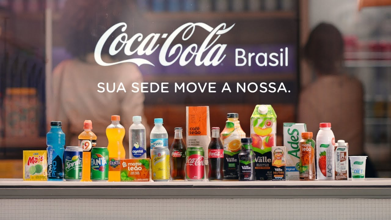 Publicidade COCA COLA BRASIL