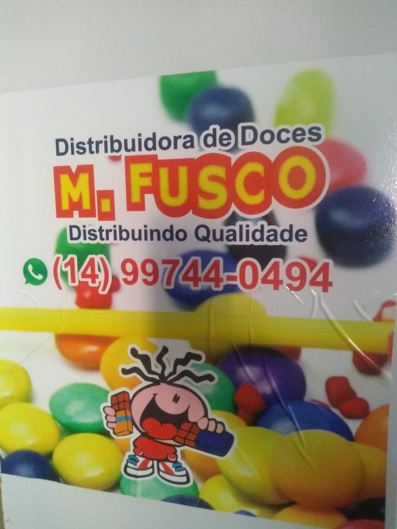Publicidade M FUSCO DISTRIBUIDORA