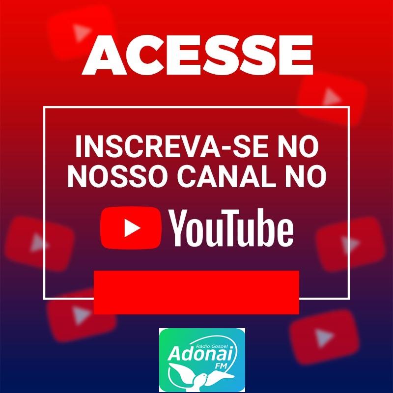 Publicidade NOSSO CANAL NO YOUTUBE