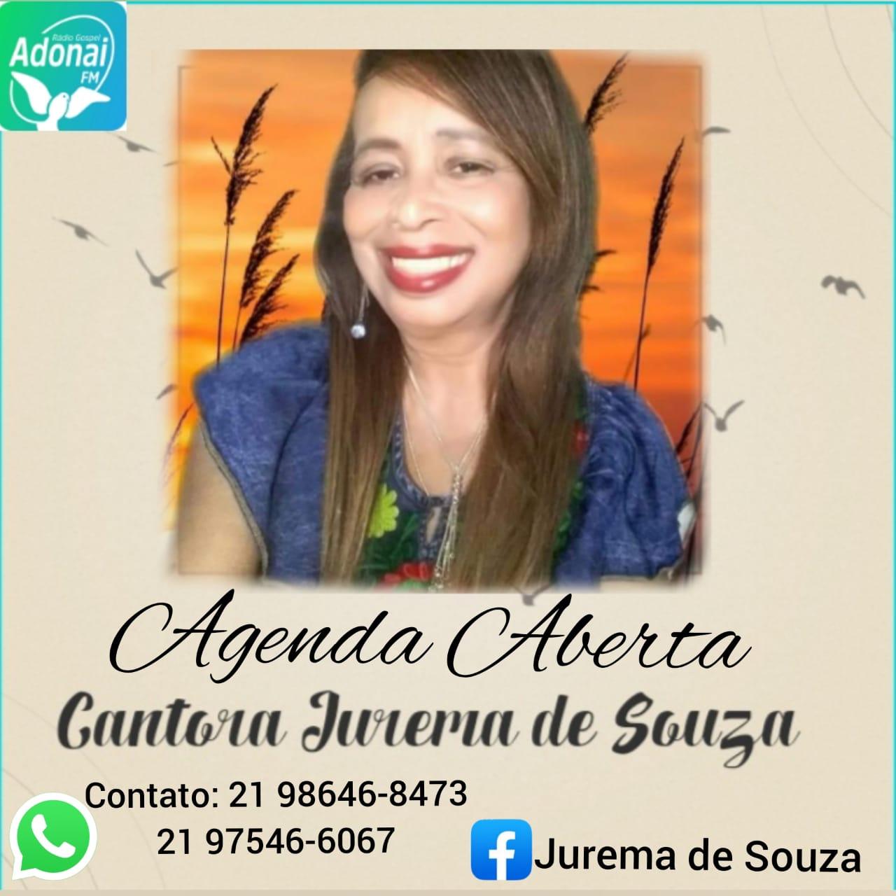 Publicidade Cantora Jurema de Souza