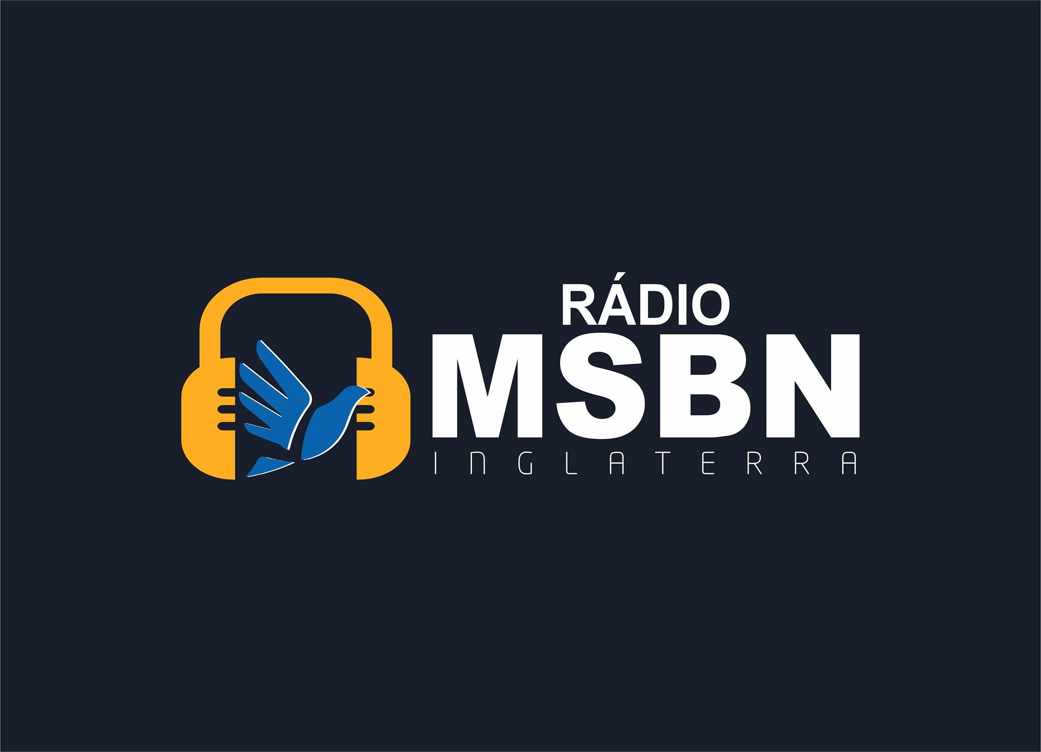 Radio MSBN Inglaterra 24 horas no Ar!