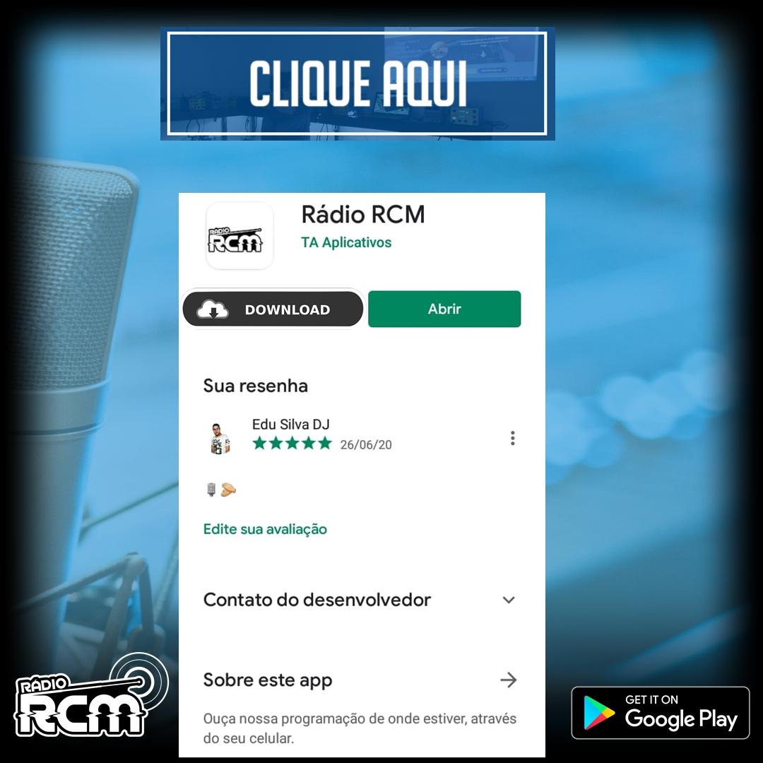 Slider Baixa app RCM
