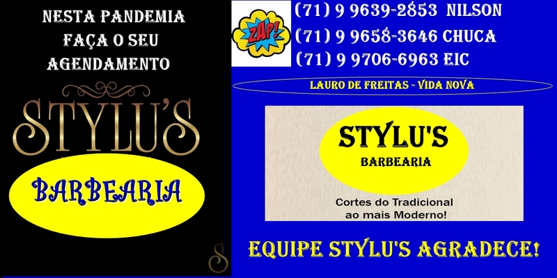 Publicidade STYLUS BARBEARIA