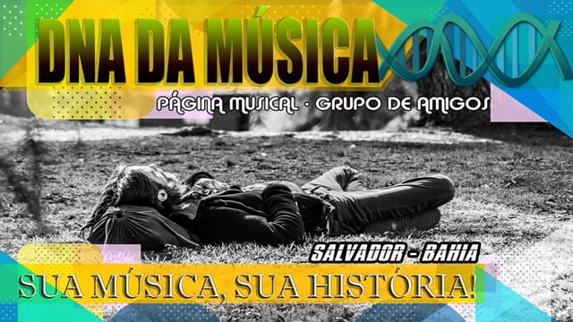 Slider DNA DA MUSICA