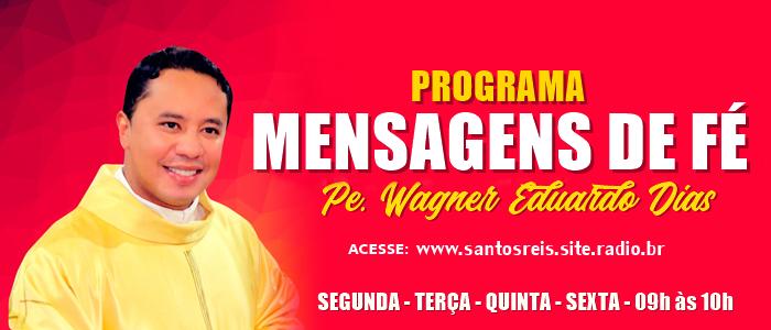 Slider Pe. Wagner Eduardo Dias