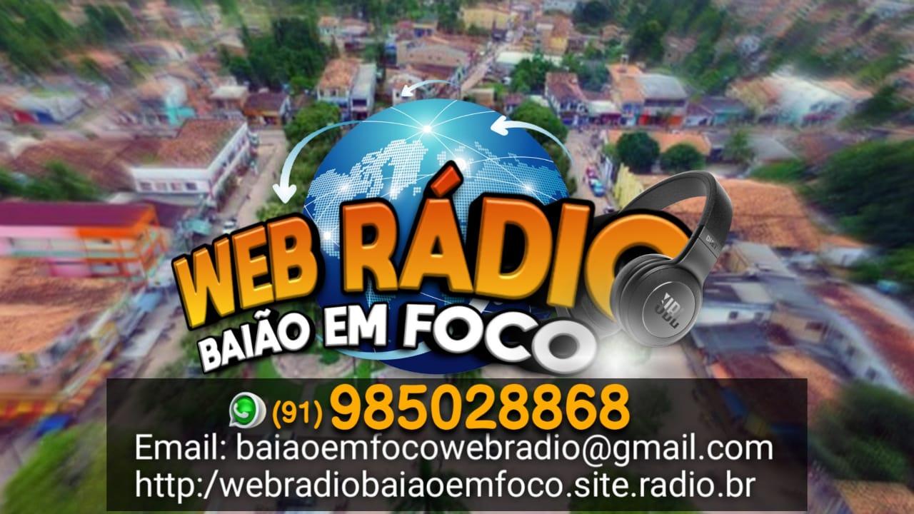 Rádio Web BAIÃO EM FOCO