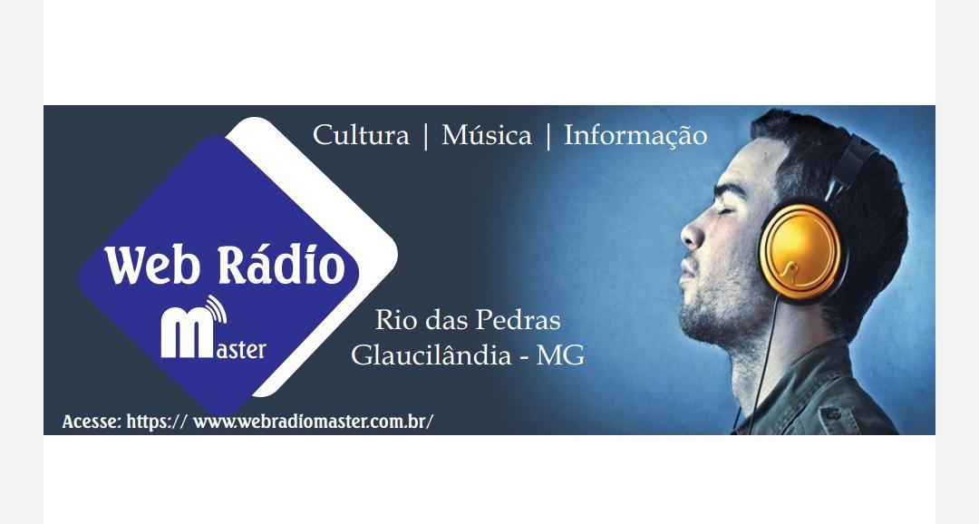 Web Rádio Master - 24 horas no ar